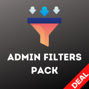 Admin Filter Pack for OpenCart