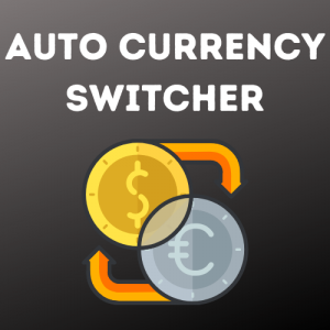 OpenCart Auto Currency Switcher